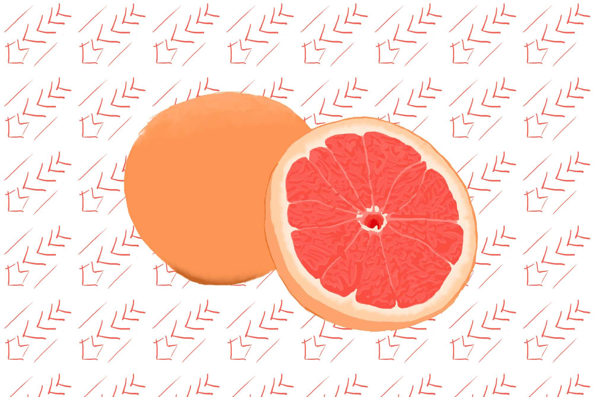 A Beer Lover's Pregnancy, Part III: Ultrasounds and Grapefruit Juice