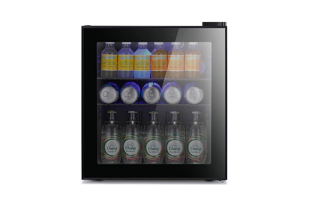 antarctic mini beer fridge