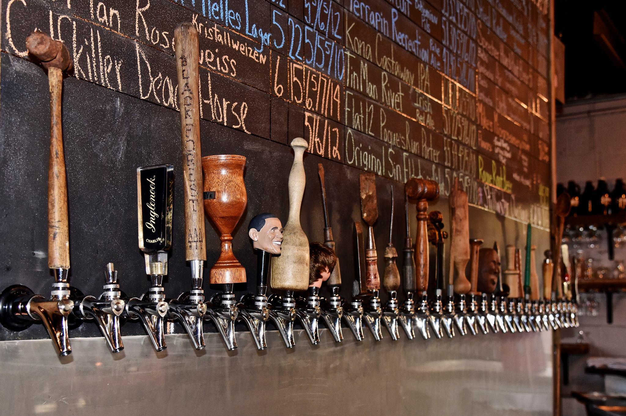 The 5 Best Beer Bars in Nashville, TN