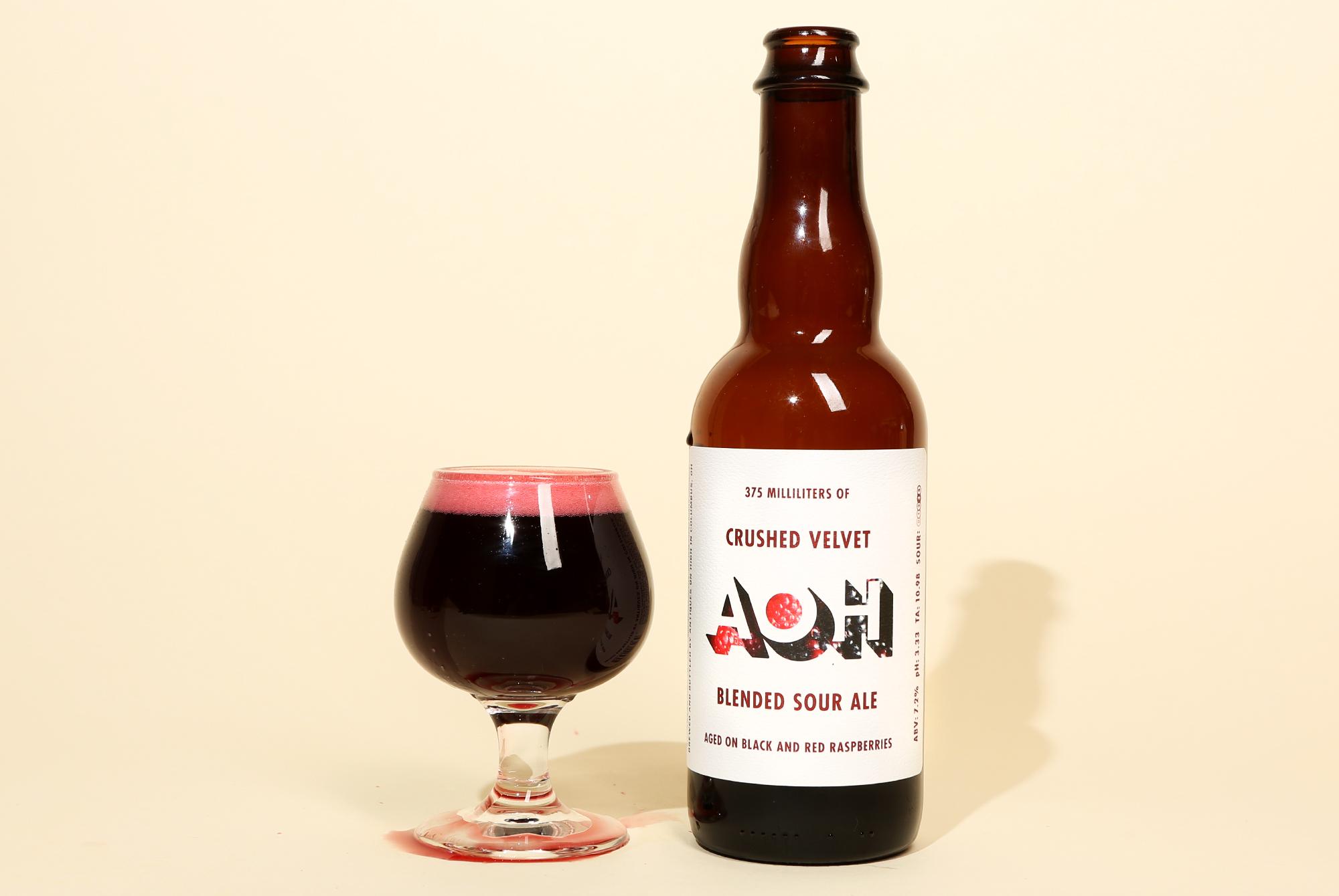 seventh son blended sour ale
