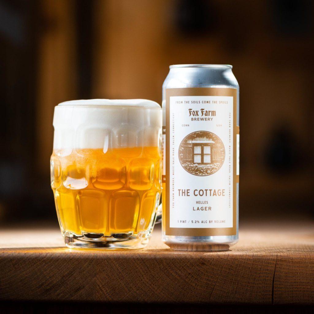 fox farm helles best breweries connecticut